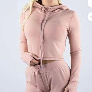 Pink BuffBunny Hoodie